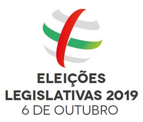 Eleições Legislativas - outubro de 2019